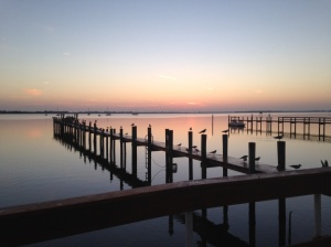 Morning's Light on the Indian River Lagoon