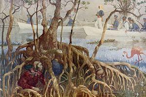 300px-Seminole_War_in_Everglades