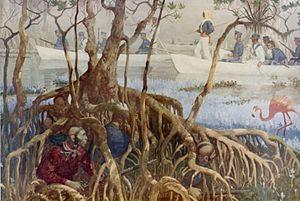 300px-Seminole_War_in_Everglades