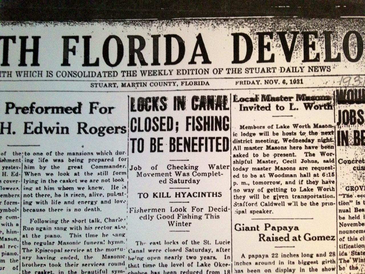 File Rosewood Florida Rc12409 Jpg: Destruction Of St Lucie River