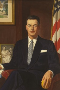Daniel McCarty, 31st governor of the state of Florida. 19112-1953.
