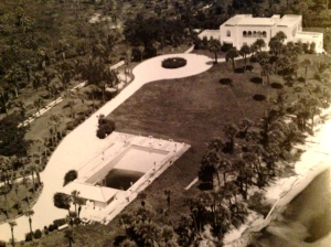The Leach Estate, Tuckahoe, 1948. (Photo Aurthur Ruhnke, Thurlow photo archives)
