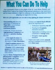 Side 2 of flyer