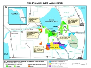 Option lands 2008, US Sugar.