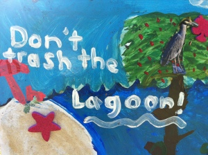 Don't Trash the Lagoon