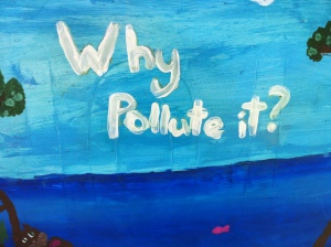 Why Pollute It?