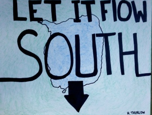 Let it Flow South