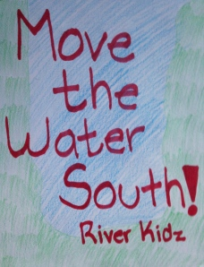 Move the Water South