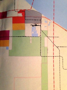 Sugar Hill Sector Plan map, Clewiston area. Courtesy of Miller, Legg.