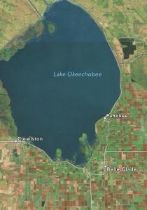 Lake Okeechobee.