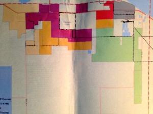 Entire map of proposed Sugar Hill area.
