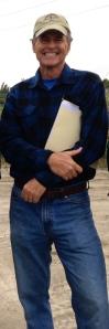 Dr Gary Goforth, 2014. (Photo Jacqui Thurlow-Lippisch)
