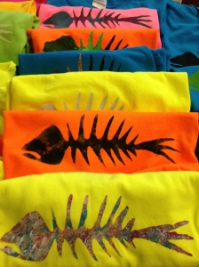 River Warrior Solidarity Fish in many colors!