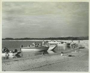 Boaters.... (Whiticar, ca. 1960s)