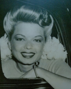 Frances Langford 1940s. (Public photo.)