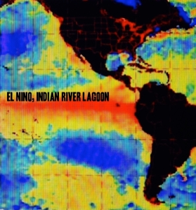 During an El Nino, ocean  water along the equator is warmer and thus there is more rain. (Public photo)