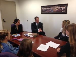 Senator Negron's office.