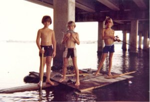 The Tom Sawyer Days of the Indian River Lagoon, SRL, IRL