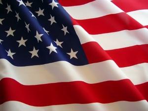 Our flag.