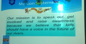 Mission Statement River Kidz