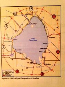 """HHD original destination of reaches"" ACOE 2015"