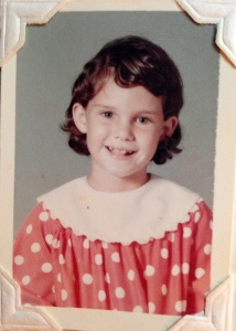"""My school photo, Parker Annex, Stuart, Florida 1970."