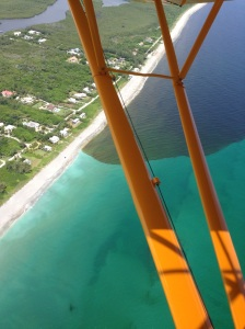 Another aerial 2013- plume along Jupiter Island.