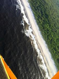 Jupiter Atlantic shoreline Sept 2013.