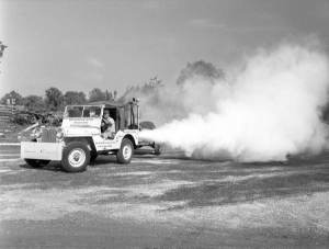 Mosquito truck Hillsborough County archives.