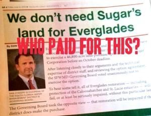 Ad in Stuart News, 6-12-15.