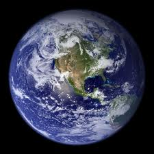 The image of the Earth from space changed the way the world was perceived. (NASA )