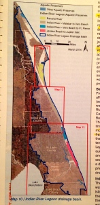 Aquatic Preserves of the IRL as shown in DEP's IRL Management Plan draft June 2014.