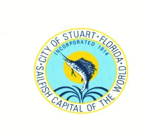 City of Stuart seal changed to sailfish sometime after 1978. (SHT)
