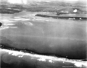 Hutchinson Island 1947, via archives of Sandra Henderson Thurlow.