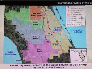 SFWMD basin/canal map.
