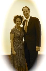 A photo with Senator Joe Negron at his designation as Senate President. 12-2-15. (Photo Ed Lippisch)