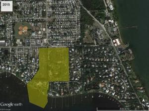 Estate sold for development. (Courtesy Todd Thurlow)