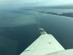 Aerials of Sebastian, Ft Pierce and Stuart's St Lucie Inlet 3-12-16 Ed Lippisch.
