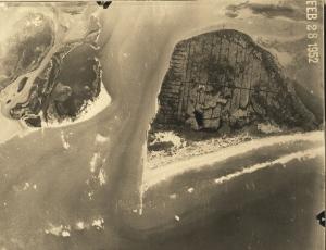 1952 today's Sailfish Point (cropped) Photo courtesy of Sandra Henderson Thurlow.