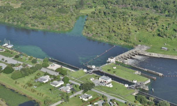 St Lucie Locks and Dam 6-25-16 Dr Scott Kuhns