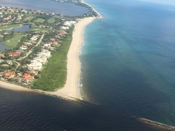 All aerials in the area of Sewall's Point and Sailfish Point by Ed Lippisch, 6-15-16.